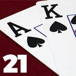Blackjack, 21