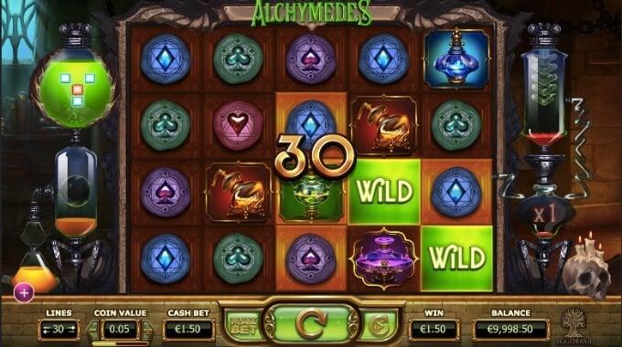 Alchymedes Yggdrasil Slot