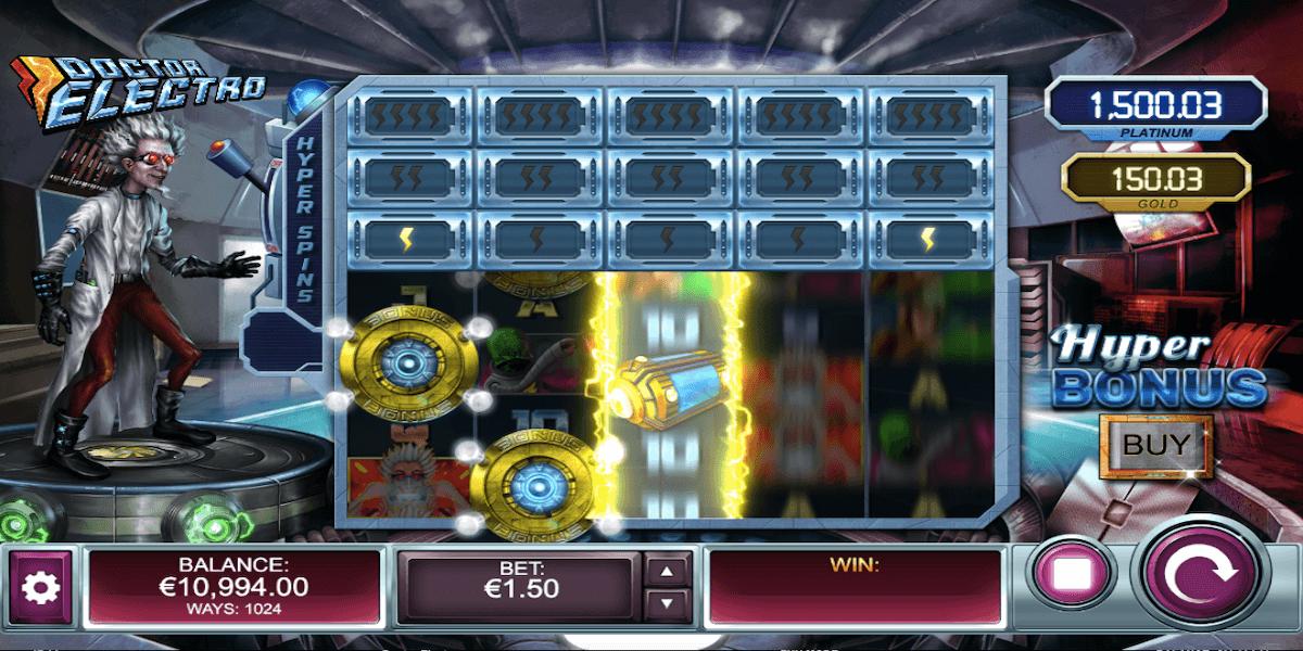 Doctor Electro Slot