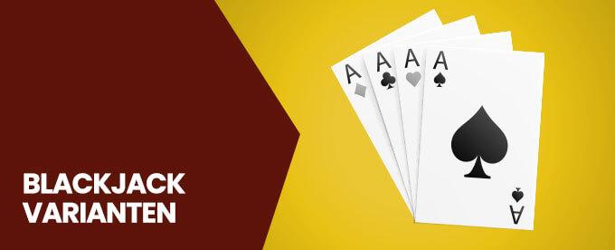 Blackjack Varianten
