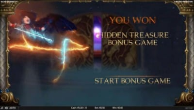 Blood Sucker NetEnt Slot Hidden Bonus Game Feature