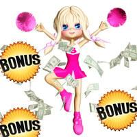 Paypal Bonus!