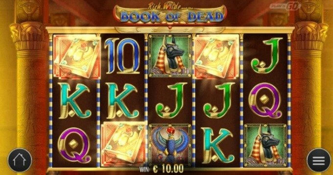 Book of Dead Slot Play 'N GO