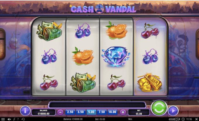 Cash Vandal Play'n Go Slot