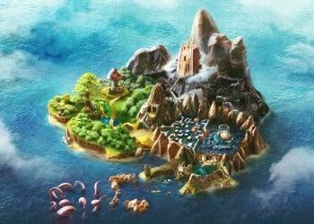 Casino Heroes Insel