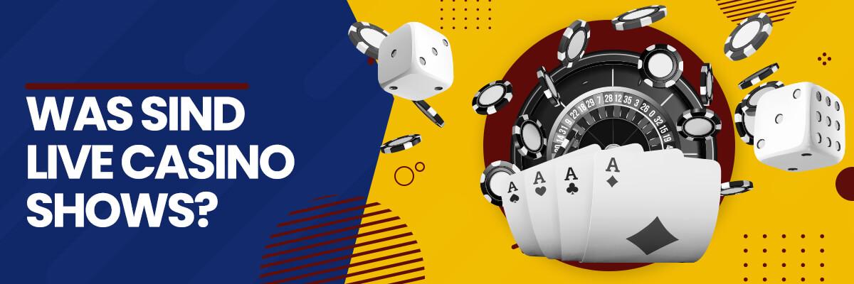 Live Casino Game Shows 2020