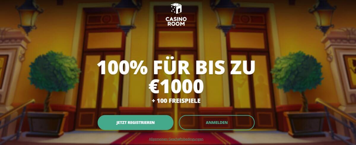Rasino Room Willkommensbonus