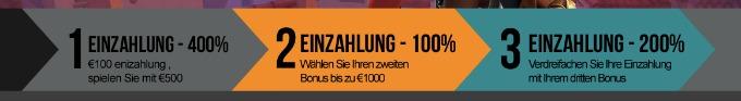 Casino Superlines Willkommensbonus