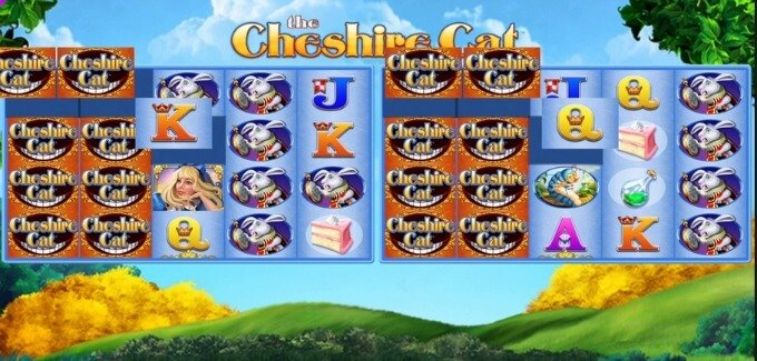 Cheshire Cat Slot WMS