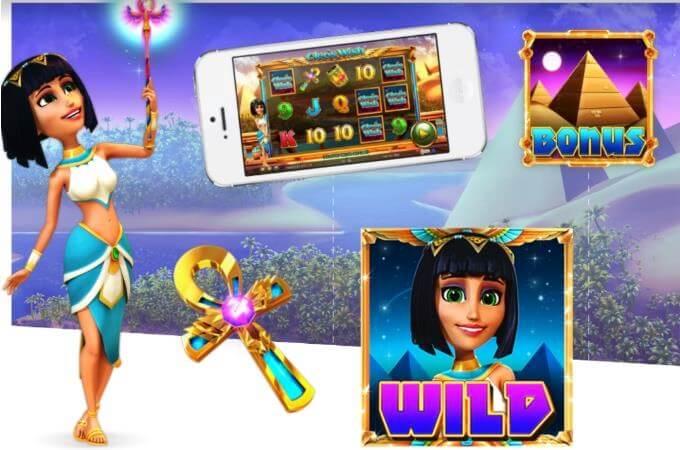 Cleo's Wish NextGen Slot