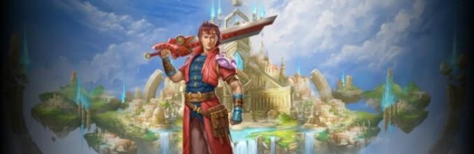 Cloud Quest Play 'N GO Slot Grafik