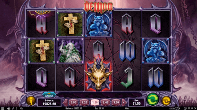 demon play n go