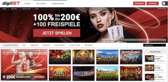 Digibet Casino