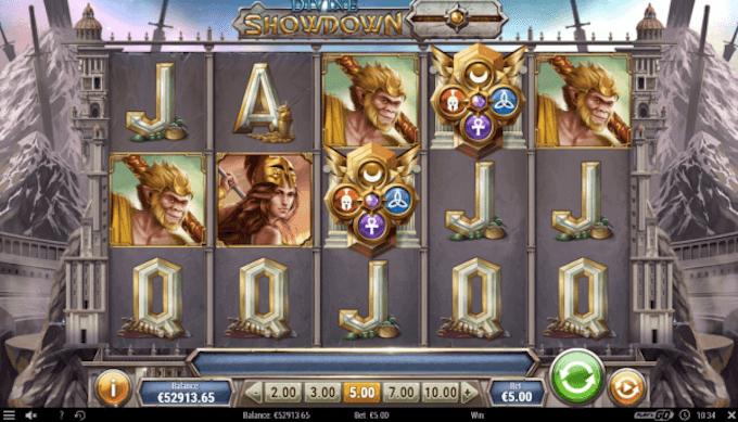 Divine Showdown Play'n GO Slot