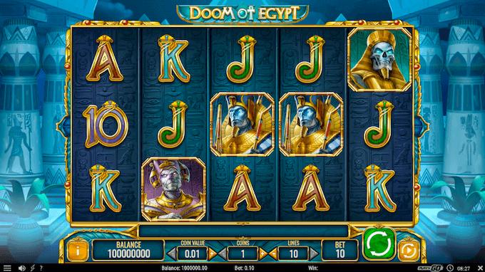 House of Doom Play'n GO Slot