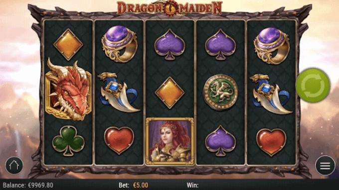 Dragon Maiden Play n GO