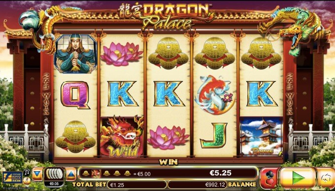Dragon Palace Slot