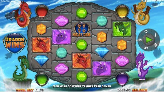 Dragon Wins Nextgen Slot