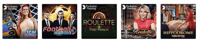 EagleBet Live Casino