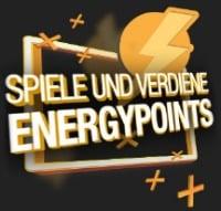 Energy Casino Punkte sammeln