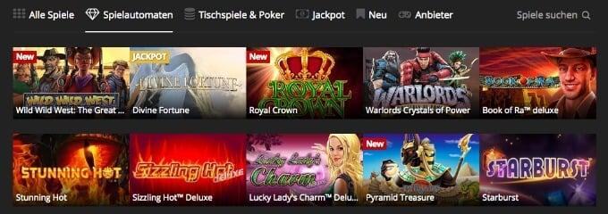 Energy Casinos Slots