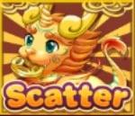 Fortune Girl Slot Scatter Symbol
