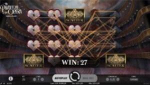 Freispiel Feature Phantom of the Opera Slot NetEnt