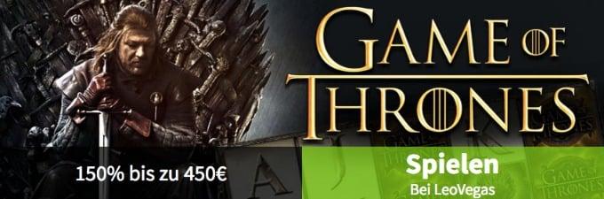 Game of Thrones Screenshot LeoVegas