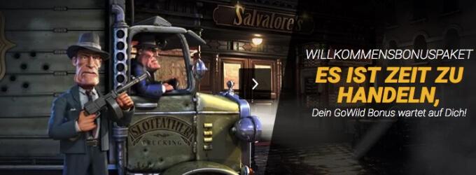 Go WIld Bonus