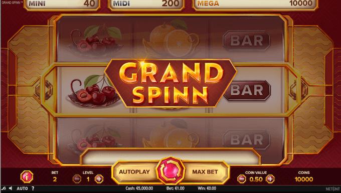 Grand Spin Casino
