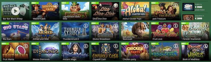 Greenplay Casino Slots
