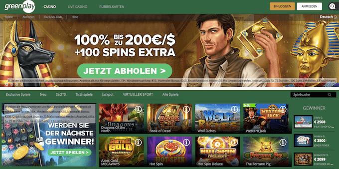 Greenplay Casino