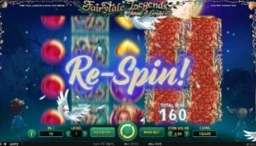 Hensel & Gretel Slot NetEnt Re-Spin