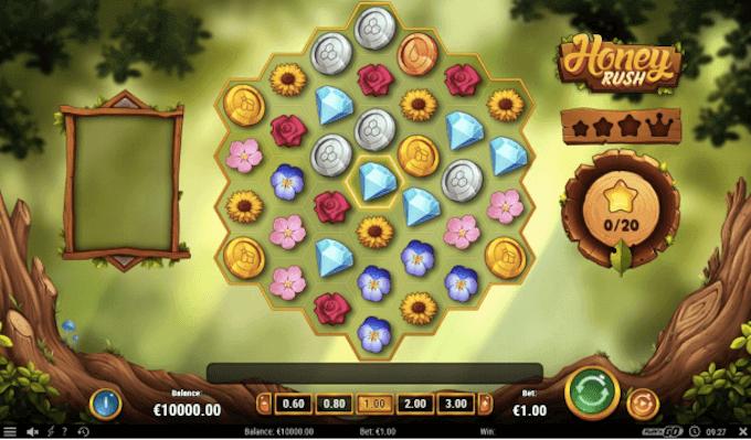 Honey Rush Play'n GO Slot