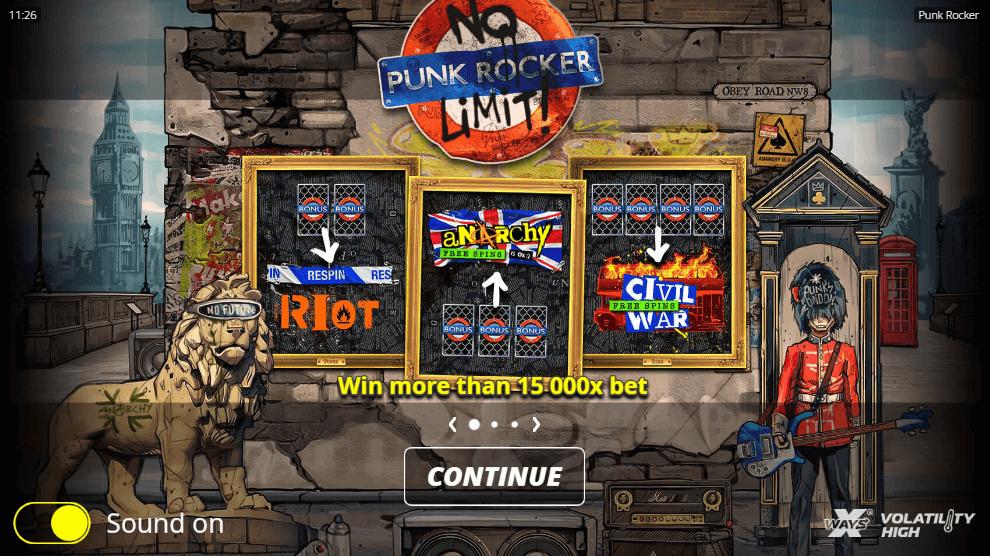 Punk Rocker - Das Spiel