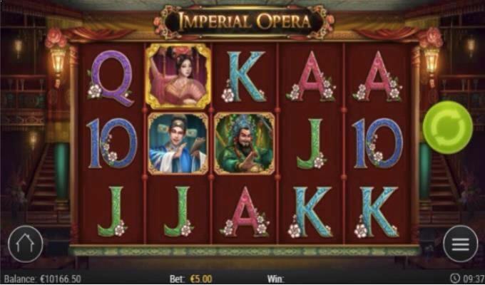 Imperial Opera Play'n GO