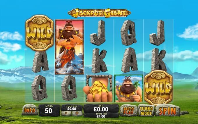 Jackpot Giant Slot Playtech