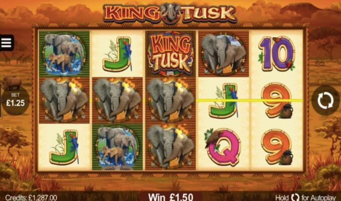 King Tusk Microsoft Slot