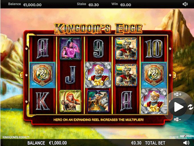 Kingdoms Edge NextGen Slot