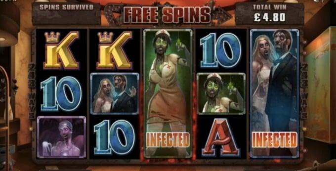 Lost Vegas Freispiel Modus
