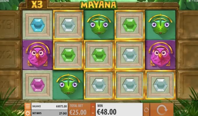 Mayana Quickspin Slot