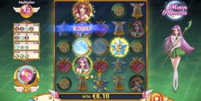 Moon Princess Play'N GO Slot