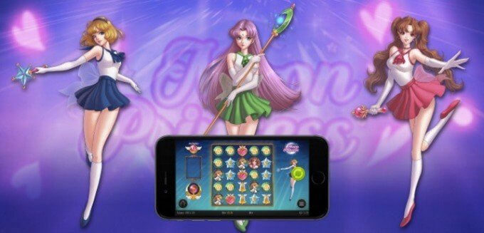 Moon Princess Slot Play'N GO