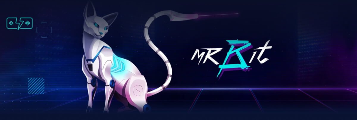 Mr Bit Logo