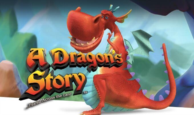 NYX Gaming Slot A Dragon's Story