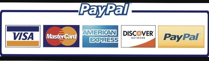 PayPal Kreditkarten