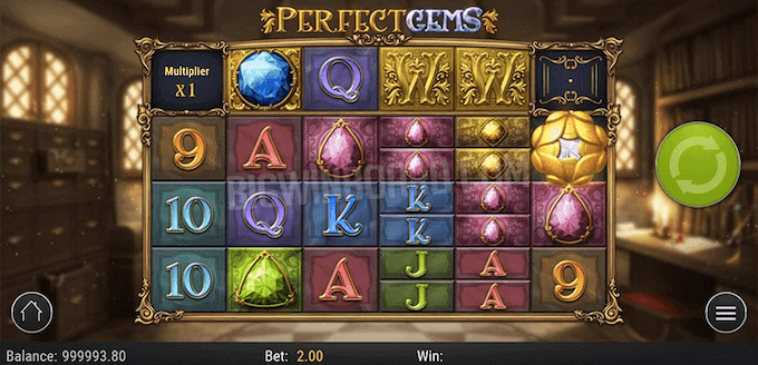 Perfect Gems Play'n GO