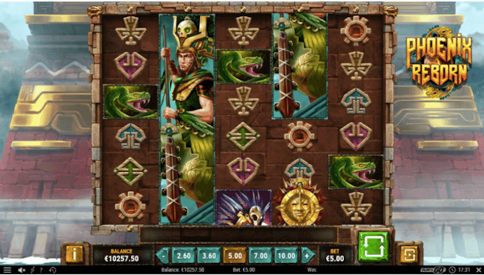 Phoenix Reborn Slot Play n GO