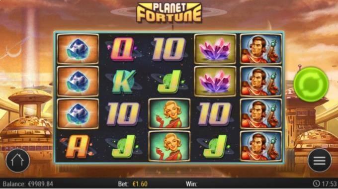 Planet Fortune NextGen Slot