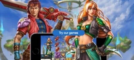 Play N Go mobiles Spielen